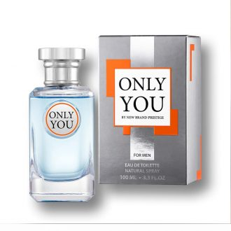 New Brand Only You men 100ml