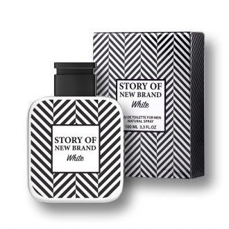 New Brand Story White men 100ml