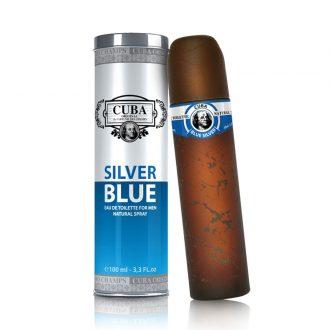 Cuba Silver Blue 100ml