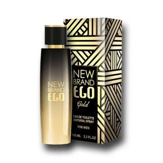 New Brand Ego Gold men 100ml