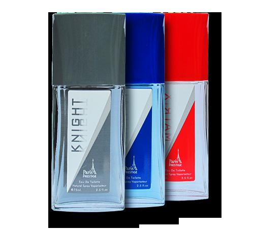 Paris Prestige Parfümök Férfiaknak