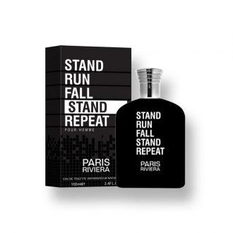 Paris Riviera Stand Run Fall Stand Repeat férfi illat 100ml