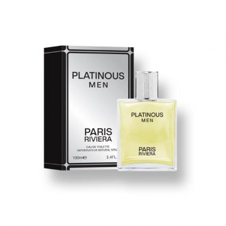 Paris Riviera Platinous férfi illat 100ml