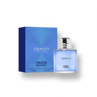 Paris Riviera Gravity férfi illat 100ml