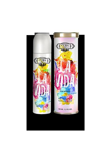 Cuba Parfüm Női Illatok
