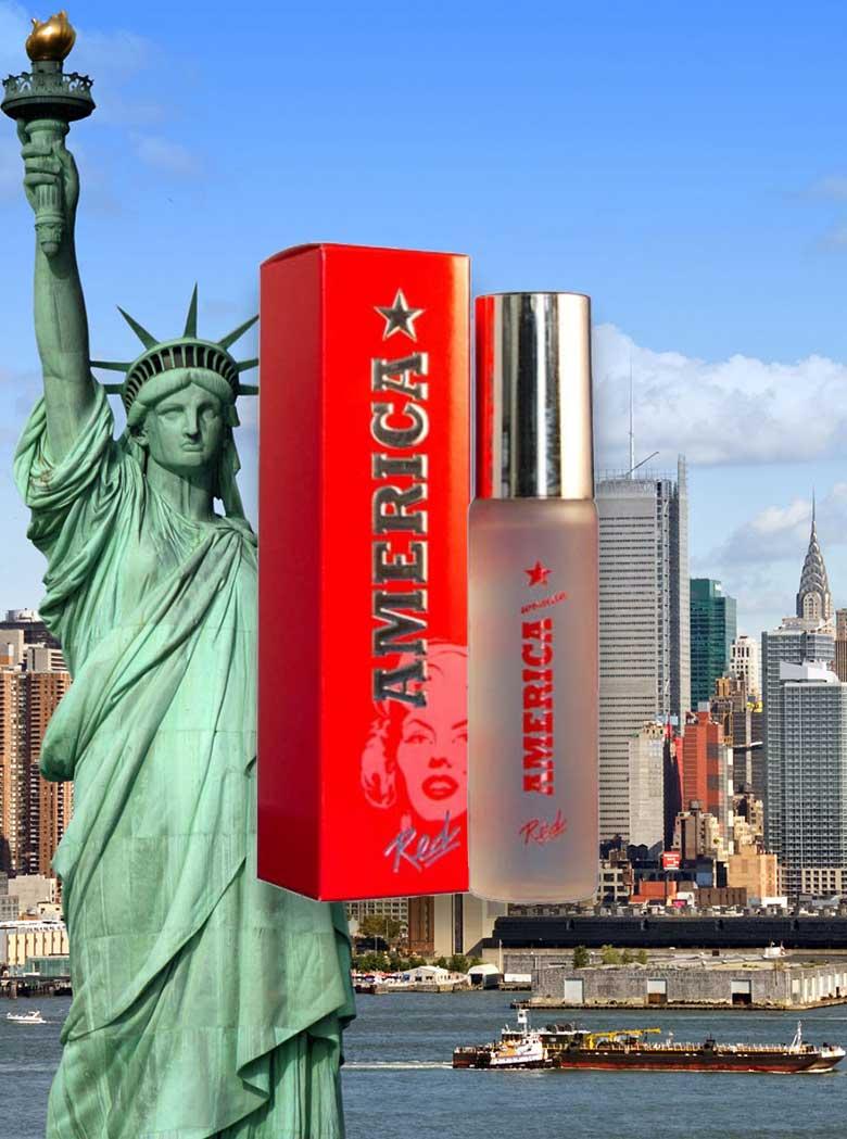 America Parfümök