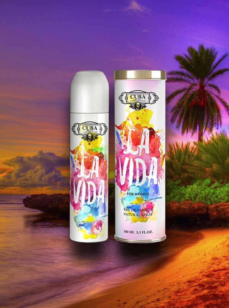 Cuba Parfümök